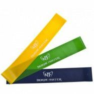 """Power Band Gult - 0,3mm - 24""""Omkrets"""