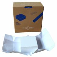 Titan LIFE Gym Chalk 8pcs, Kalk