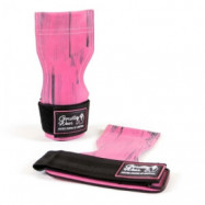Lifting Grips, black/pink, Gorilla Wear