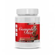 Fairing Complete Diet 1000g - Choklad
