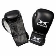Hammer Boxing Gloves Cowhide