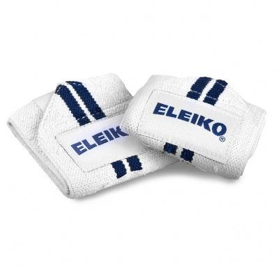 Eleiko Wrist Wraps - cotton - pair