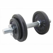 Hammer Sport Dumbbell Set Black 10 kg, Hantelset