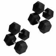 Abilica HEX Dumbbell Set 22,5-30 kg