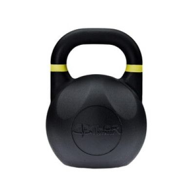 Competition Kettlebell Black, 16 kg, Thor Fitness