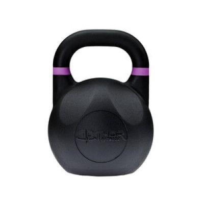 Competition Kettlebell Black, 20 kg, Thor Fitness