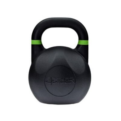 Competition Kettlebell Black, 24 kg, Thor Fitness