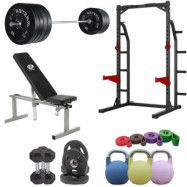 Master Fitness Home Kit Functional, Styrkepaket