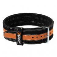 GASP Power Belt Black/Flame - Large