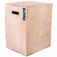 Eleiko Plyo Box Puzzle 3 In 1
