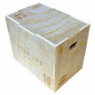 Titan LIFE Plyo Boxes Wooden, Plyo Box