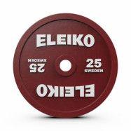 Eleiko IPF Powerlifting Competition Disc, Viktskiva Järn