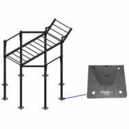 Titan BOX Outdoor Crossfit Octagon Rig