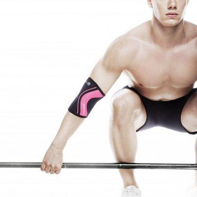 RX Elbow Sleeve 5mm Black/Pink