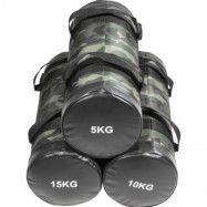 Sandsäck - Powerbag Kamouflage - 5kg, 10kg, 15kg