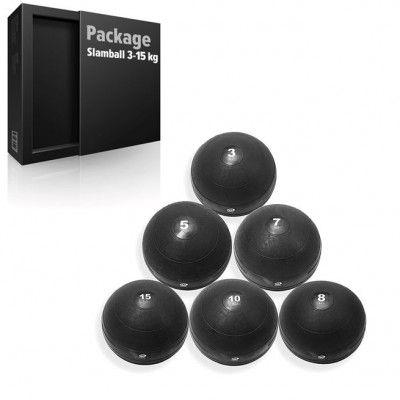 Paket Slamball 3-15 kg