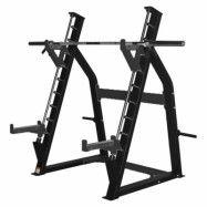 Thor Fitness Squat Rack - Adjustable, Skivstångsställning