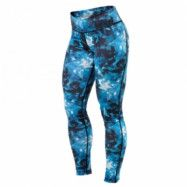Crystal Tights LIMITED, bright blue, Better Bodies