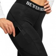 Highbridge Tights, black camo, Better Bodies