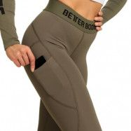 Highbridge Tights, wash green, Better Bodies