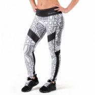 Pueblo Tights, black/white, Gorilla Wear