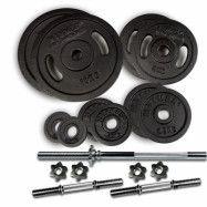 Hammer Weight Discs 53 kg set