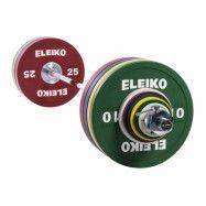 Eleiko Sport Train Set 190 kg m colour
