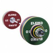 Eleiko Sport Training Set - 190 kg, men, coloured