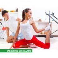 Hemträningspaket Alfa