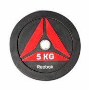 Reebok Delta Bumper Plate