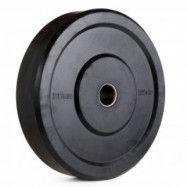 Bumper Svart 10kg 50mm