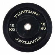 Bumperviktskiva 10 kg, Tunturi