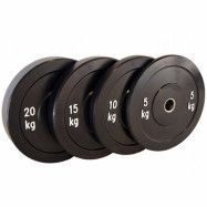Casall Pro Weight Bumper Plate Rubber