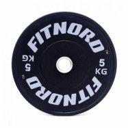 FitNord Bumper plate