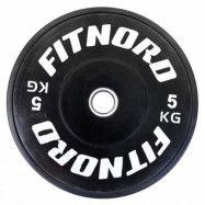 FitNord Competition Bumper Plate