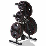 Gymstick Rack för Olympic Weight Plates