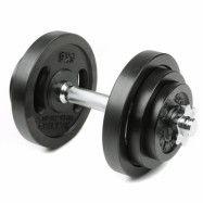 Hammer Dumbbell Set Black 20 kg