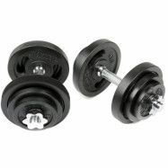 Hammer Dumbbell Set Black 40 kg