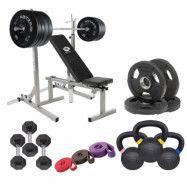 Master Fitness Home Kit Basic, Styrkepaket