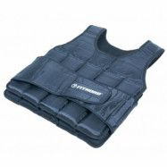 FitNord Weight Vest 10 kg (Adjustable Weights), Viktväst