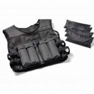 Tunturi Adjustable Weighted Vest - 15kg
