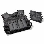 Tunturi Fitness Adjustable Weighted Vest 15kg, Viktväst
